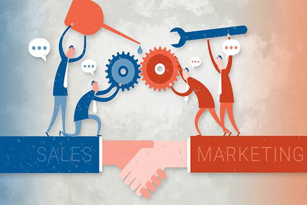Làm thế nào để Sales và Marketing hợp tác thành công?