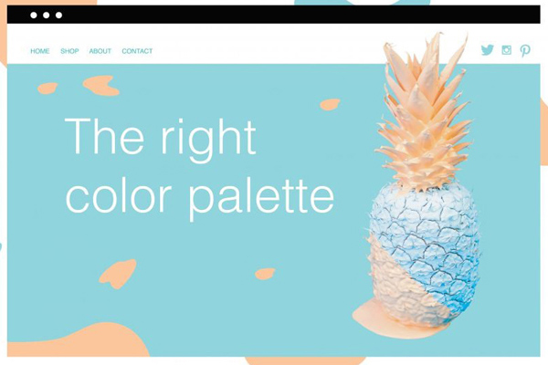 Màu sắc hoàn hảo cho Website của bạn