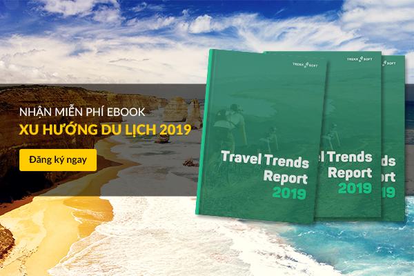 Đăng ký nhận Ebook Xu hướng du lịch 2019