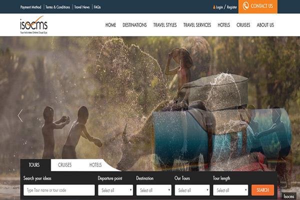 7 Xu hướng thiết kế website du lịch năm 2019