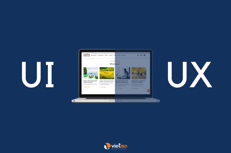 Cẩm nang Thiết kế website du lịch chuẩn UI/UX