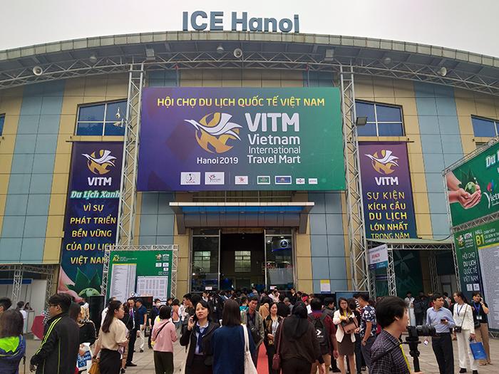 VITM Hanoi 2020 trở lại với chủ đề chuyển đổi số thúc đẩy du lịch