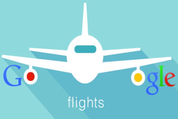 Google cho phép tìm kiếm điểm đến chuyến bay theo giá