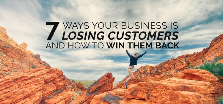 7 lý do khách hàng rời bỏ bạn và 4 tuyệt chiêu giành lại khách hàng đã mất