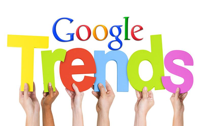 Cách sử dụng hiệu quả Google Trend trong tiếp thị nội dung
