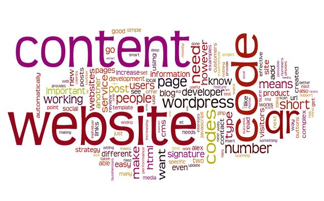 Mật độ nội dung trên website như thế nào là hợp lý?