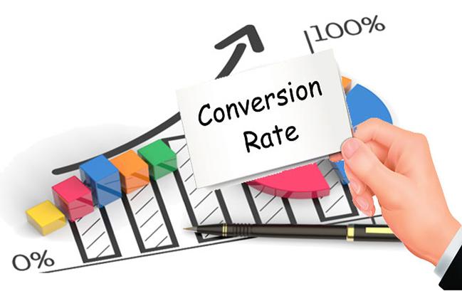 Tỷ lệ chuyển đổi CR- Conversion Rate là gì?   Marketing