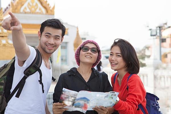 Khach hang ly tuong cua tour