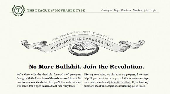 11 Website cung cấp Font chữ tuyệt vời nhất