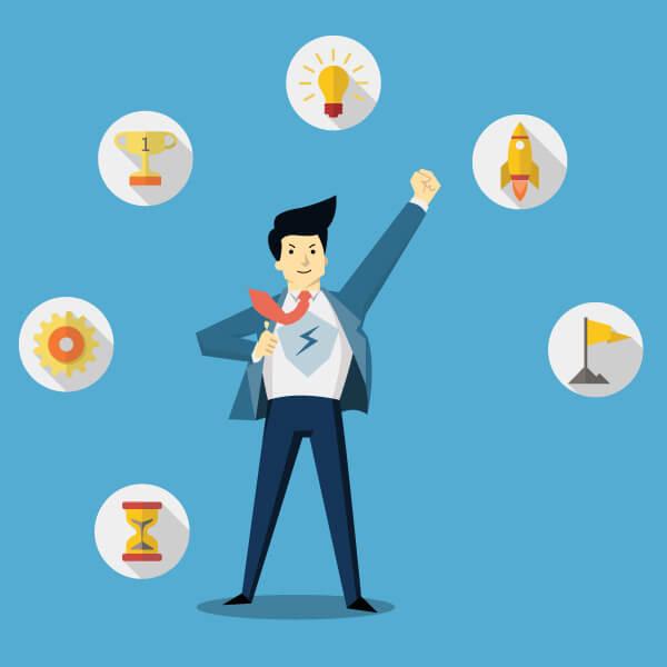 5 nguyên tắc VÀNG cho Nhân viên Kinh doanh