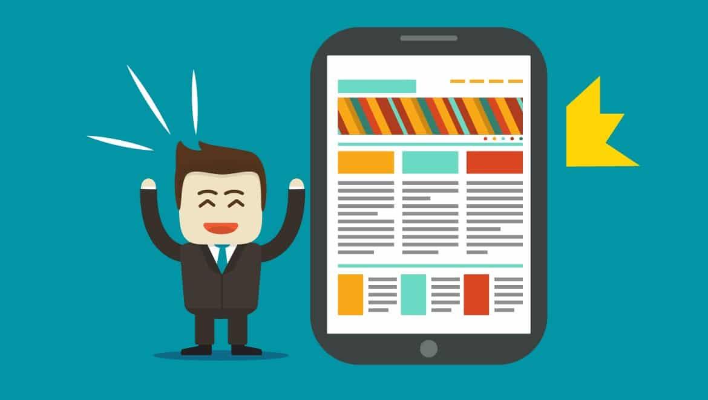 Khách hàng quan tâm tiêu chí gì trên website của bạn?