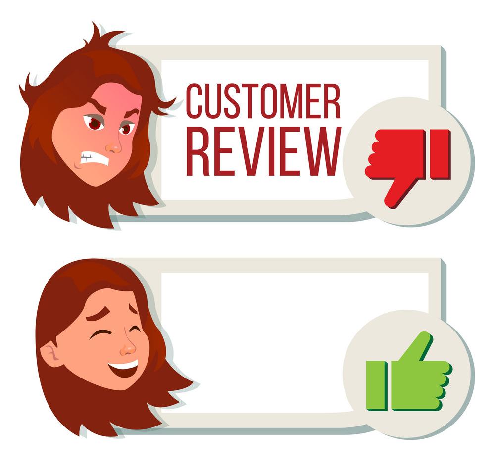 4 mẹo để quản lý đánh giá tiêu cực của khách hàng