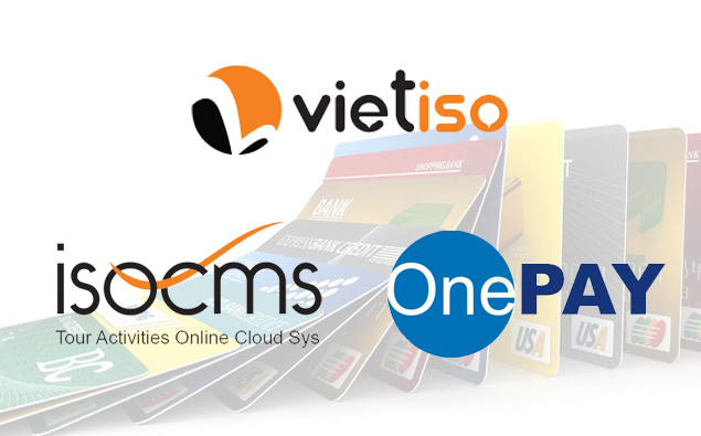 Quy trình triển khai và tích hợp cổng thanh toán trực tuyến OnePAY (nội địa)