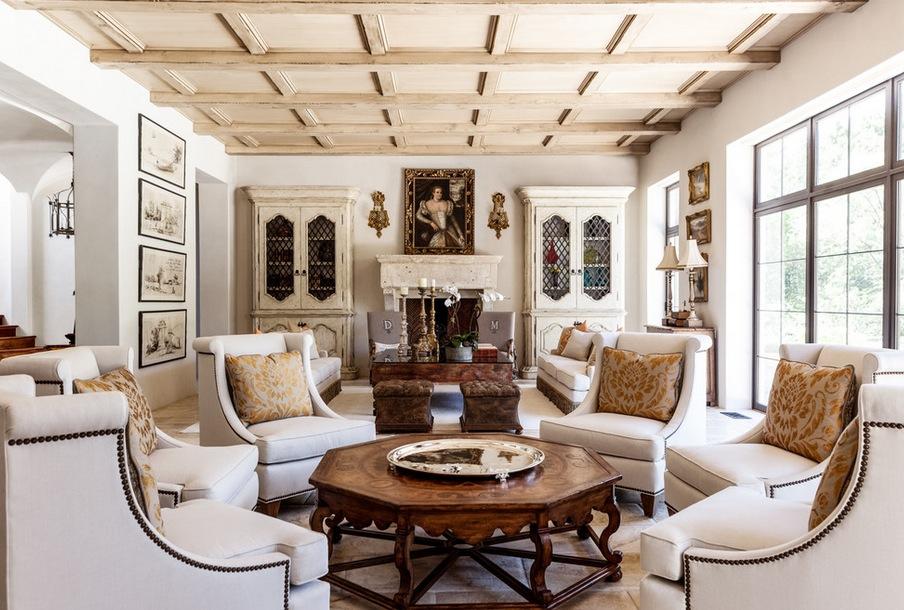 thiết kế nội thất theo tỷ lệ vàng