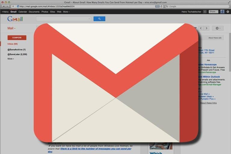 10 dịch vụ Email hoàn toàn miễn phí tốt nhất thế giới