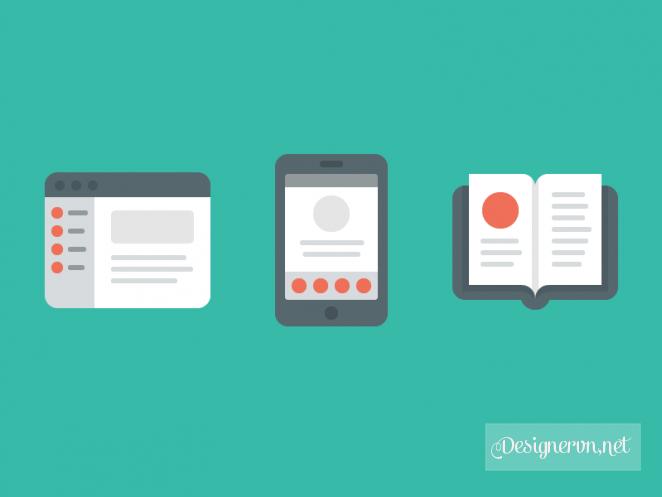 Tìm hiểu sự khác biệt giữa thiết kế website và thiết kế in ấn