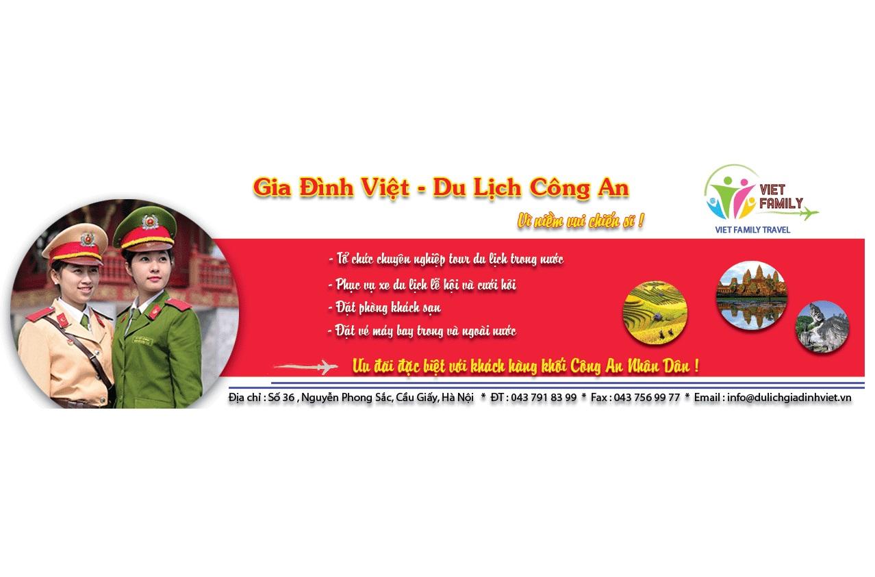 Công ty du lịch Gia Đình Việt
