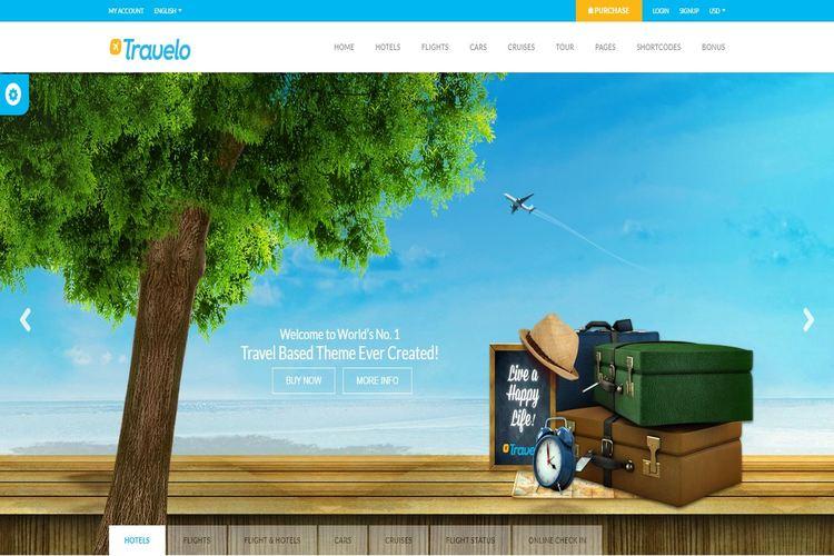 3 bí quyết xây dựng website du lịch đẳng cấp chuyên nghiệp