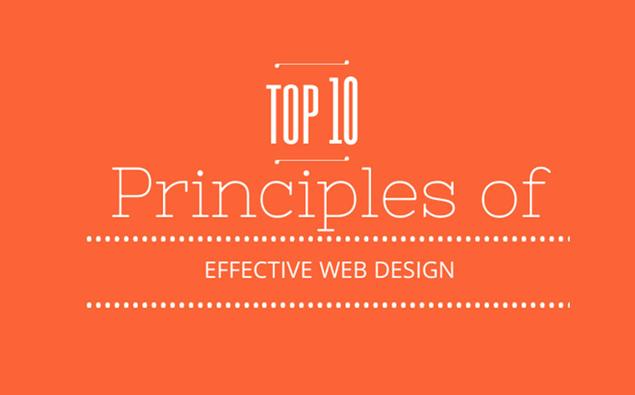 Nguyên tắc thiết kế website hiệu quả