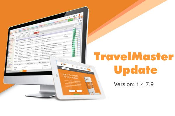 TravelMaster tháng 9 - 2019 phiên bản mới nâng cấp có gì khác biệt?