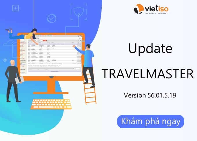Update TravelMaster - Tối ưu quy trình quản lý công ty du lịch trên nền tảng Cloud