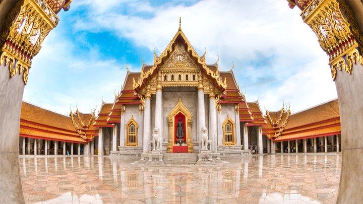Ngành du lịch Thái phát triển như thế nào???