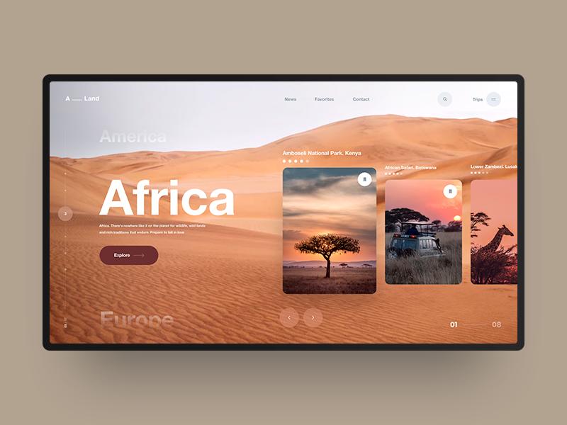 Những tiêu chí bắt buộc của một website du lịch đẹp ấn tượng